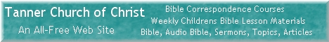 All Free Bible Teaching Tools (K-6th)